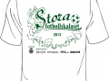 Stora Fotbolskalaset 2012 T-shirt